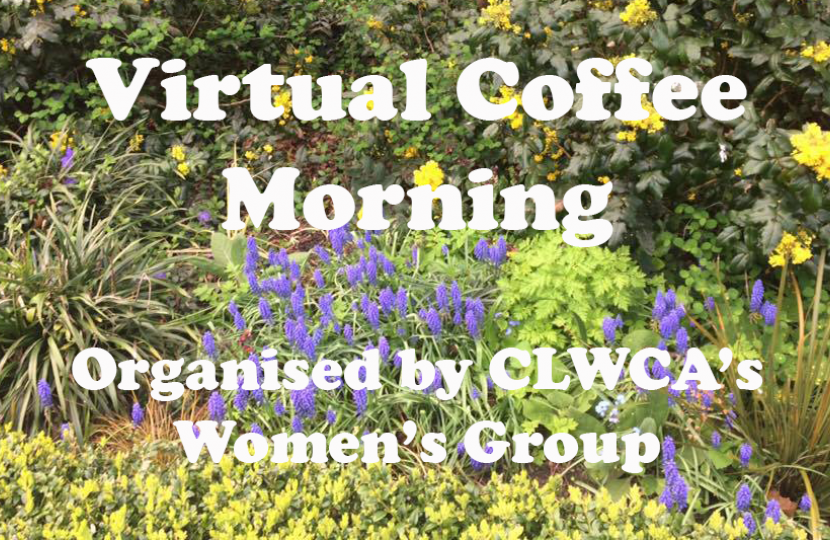 Virtual Coffee Mornings